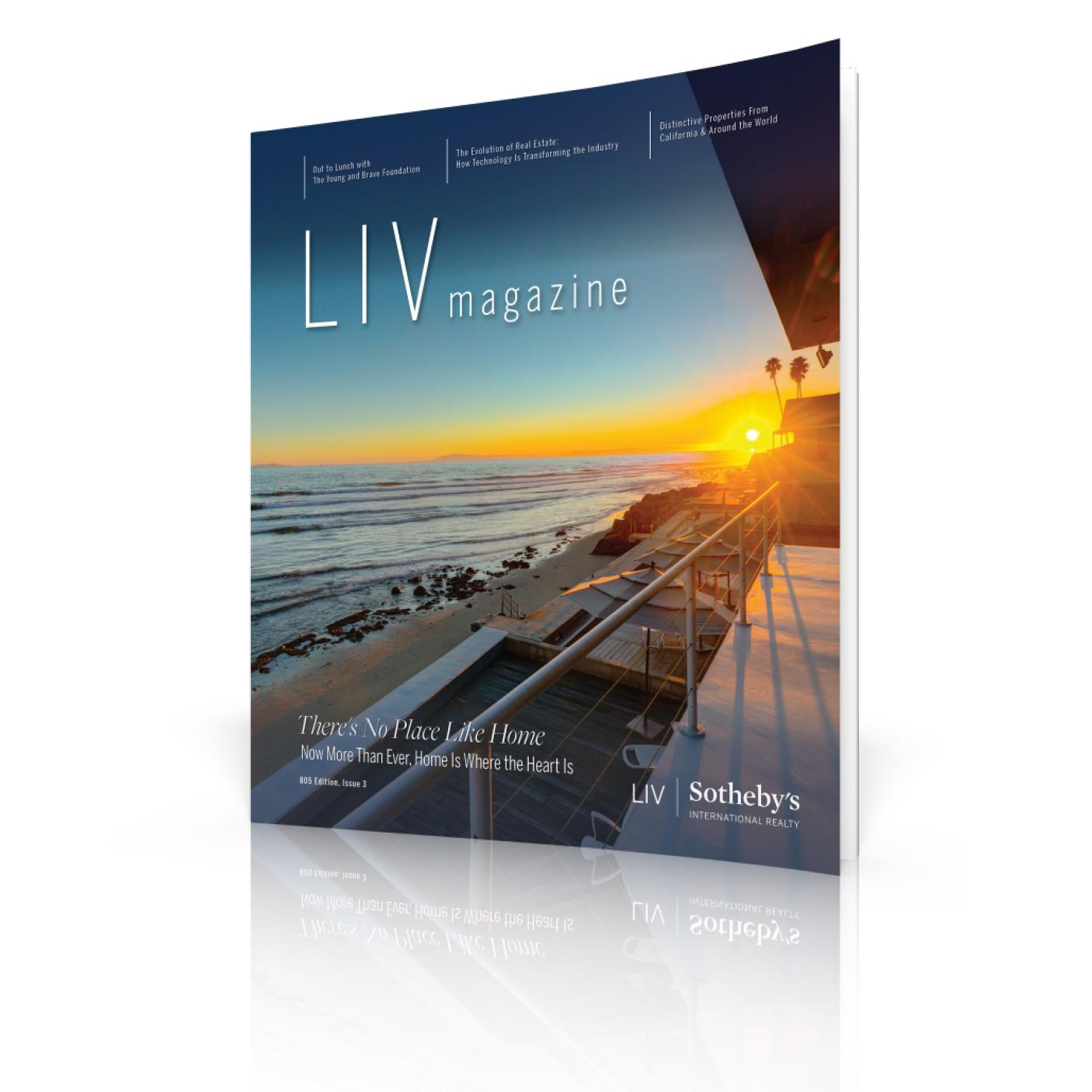LIV Magazine 805 Edition, Issue 3